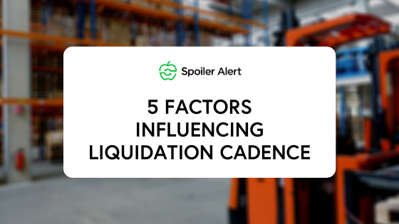 Spoiler Alert Blog - 5 factors liquidation cadence