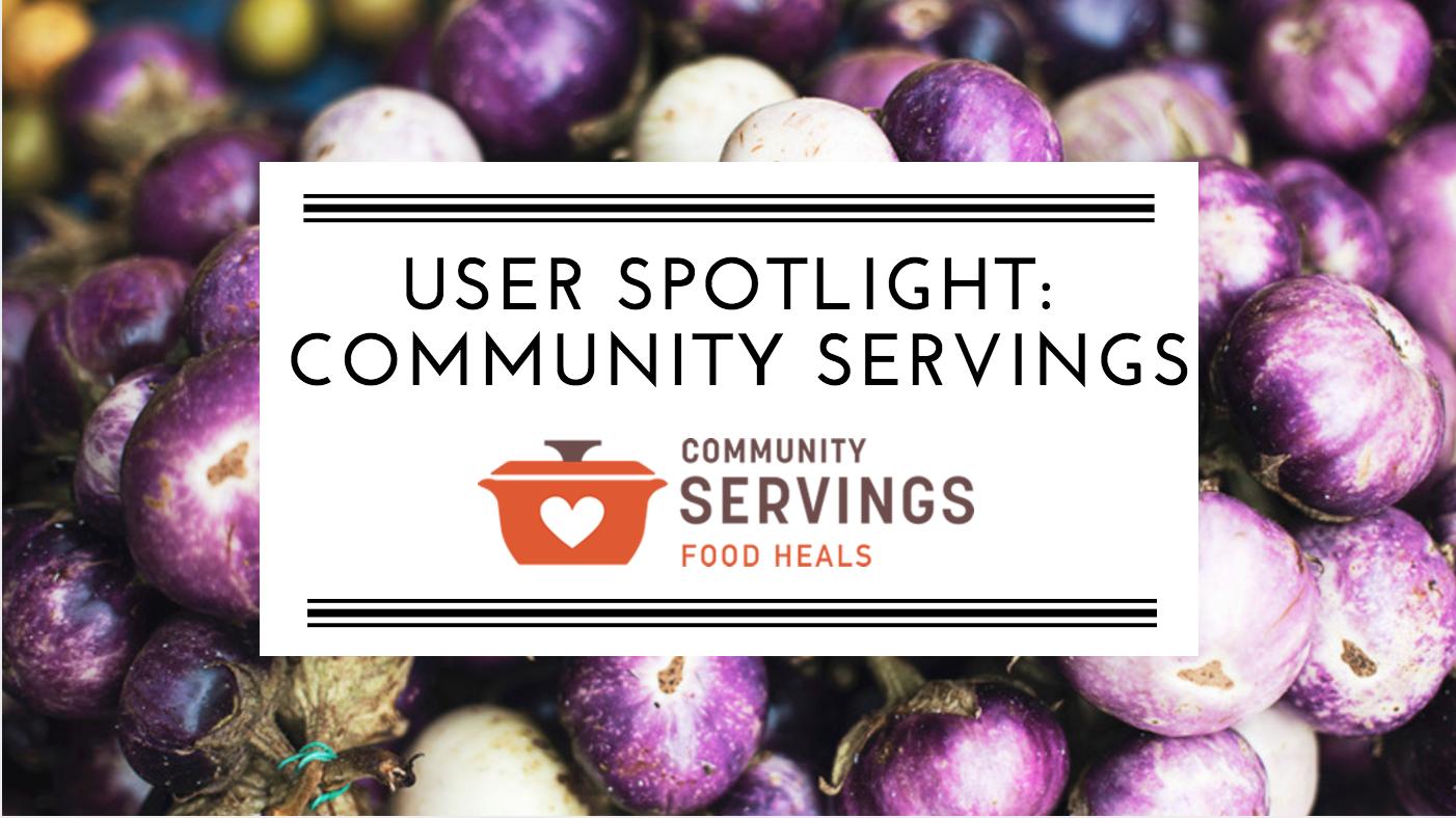 User Spotlight - Community Servings.png