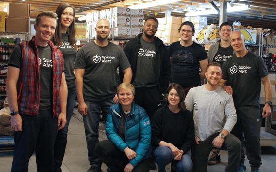 Closing the loop: Spoiler Alert volunteers with SSCAC