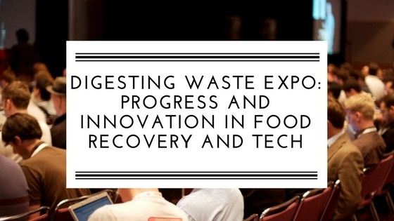 Progress and Innovation in Food Recovery and Tech