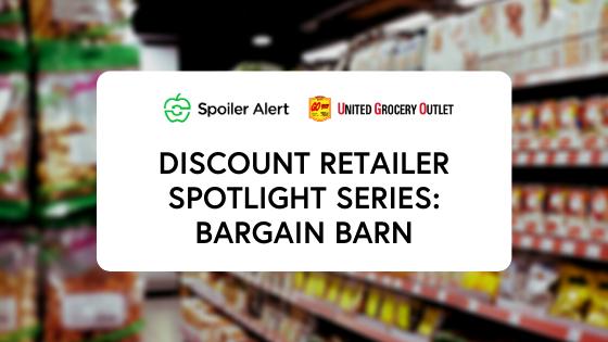 Discount Retailer Spotlight: Bargain Barn