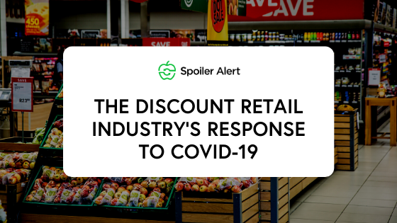The discount retail industry's response to COVID-19