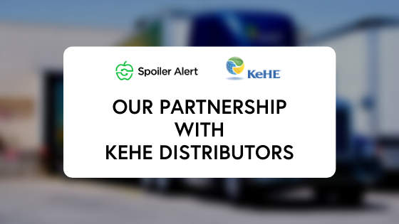 Our partnership with KeHE Distributors
