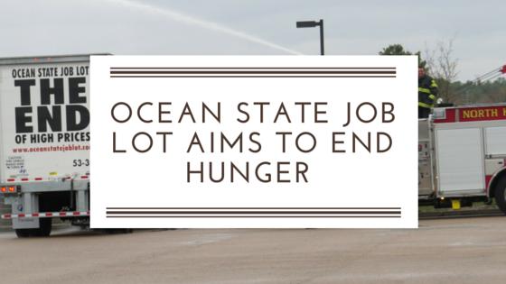 Spoiler Alert joins Ocean State Job Lot for hunger relief program